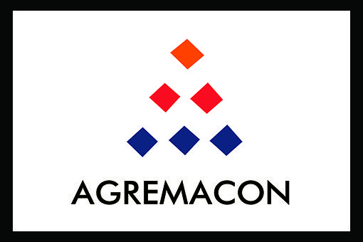 Logo Agremacon con marco